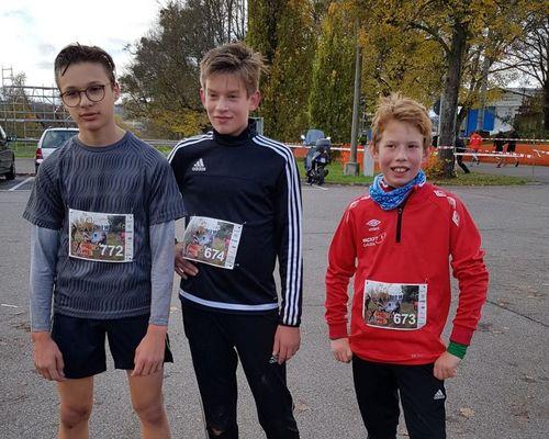 Saisonabschluss beim Extreme Run in Magstadt