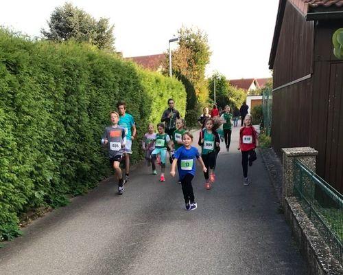 Rekordteilnahme unserer Läufer in Kuppingen